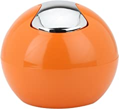 Jaypee Plus Plastic Dustbin, 500ml/17cm, Orange