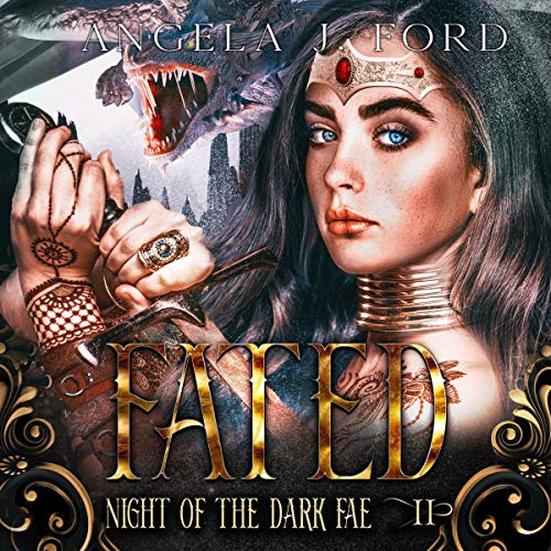 Fated: An Epic Fantasy Trilogy  By  cover art