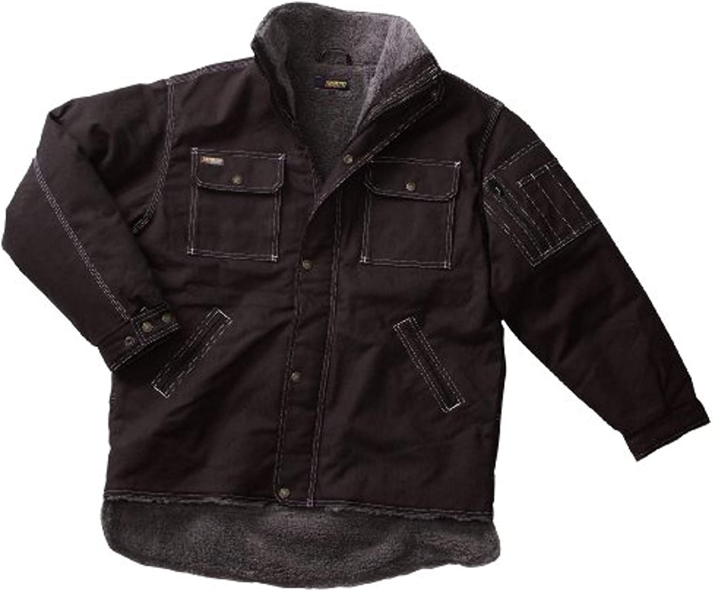 Clothes Made for Manual Labor: Construction, Carpentry, Etc. Workwear Bundle: Blaklader Toughguy Pile Lined Jacket & Hammer Hook