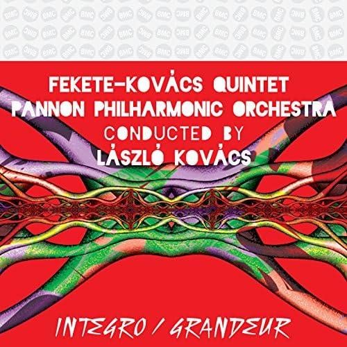 Fekete-Kovács Quintet feat. Kornél Fekete-Kovács, Gábor Bolla, Róbert Szakcsi Lakatos, Márton Soós & András Mohai