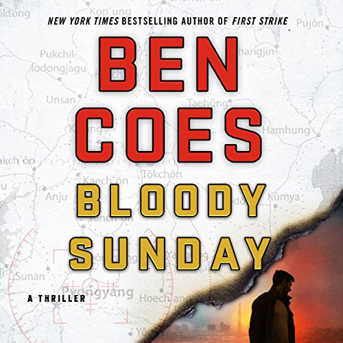 Bloody Sunday audiobook cover art