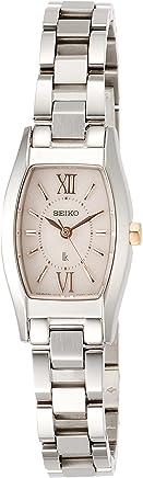 [ルキア]LUKIA 腕時計 LUKIA トノーソーラー SSVR131 レディース