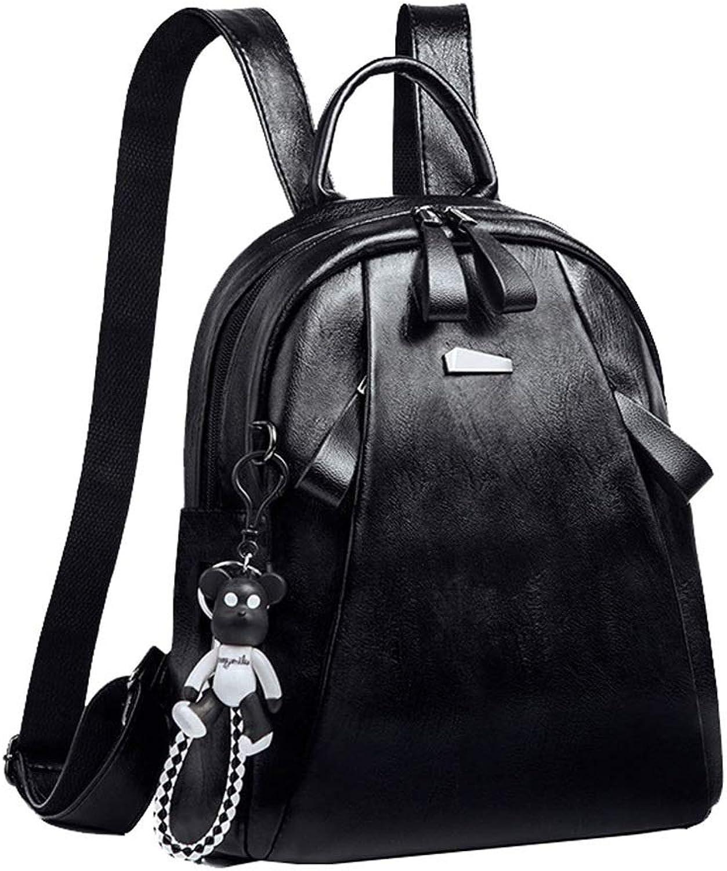 HEMFV Frauen Rucksack, Leder Rucksack Frauen Damen Rucksack Rucksack Schultaschen Ruckscke für Frauen Mdchen