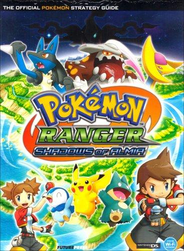 Pokemon Ranger - Shadows of Almia: The Official