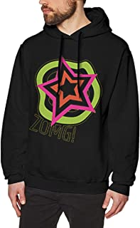 DGGE Zomg! Men's Hoodies Sweatshirts Clothing and Sports