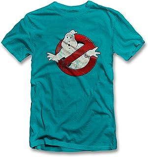 shirtground Ghostbusters Vintage Camiseta S-XXL 12 Colores/Colours
