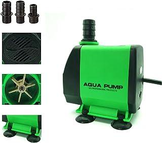 Pompe submersible Tank De Poissons Aquarium Pompe De Plongée Piscine Piscine Rockery Fontaine Cycle De Pompage Filtre Mult...