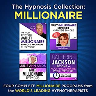 The Hypnosis Collection - Millionaire audiobook cover art