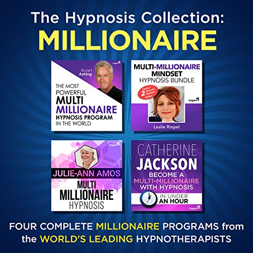 Couverture de The Hypnosis Collection - Millionaire
