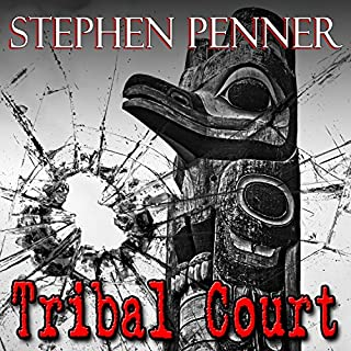 Tribal Court audiobook cover art