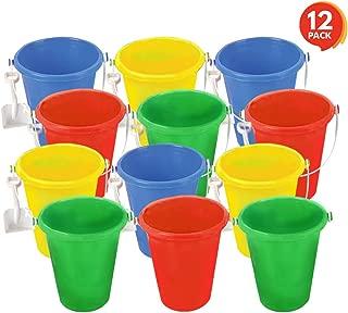 Best colored plastic pails Reviews