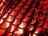 Meerjungfrau-Waage mit Skalendruck, Stoff,