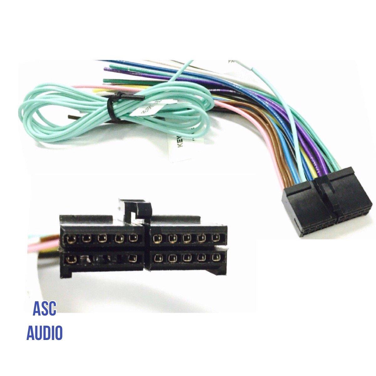 ZIS 40] Boss Audio Wiring Harness   electron colunb wiring ...