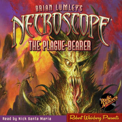 Necroscope: The Plague-Bearer cover art