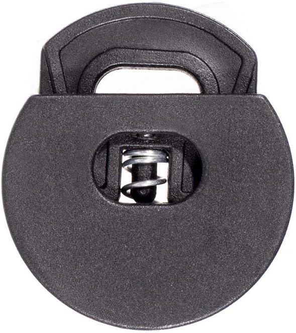 Max 75% OFF PARACORD PLANET Circle Cord Locks – SALENEW very popular P Millimeter Hole Black 6