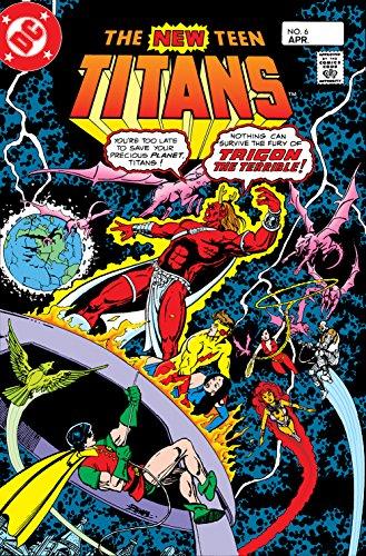 New Teen Titans (1980-1988) #6 (English Edition)