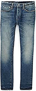 Selvage Slim Fit Jeans 4-Year Wash (Size 28)