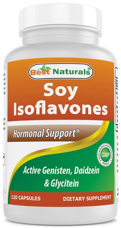 Best Naturals Soy Isoflavones Capsules