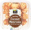365 Everyday Value, Two-bite Coconut Macaroons, 10.5 oz