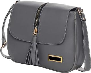 JSPM Women's Handbag (HND01SP-305_Grey)