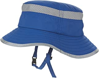 Kids' Fun N Sun Bucket Hat, Baby, Royal w/ Wave
