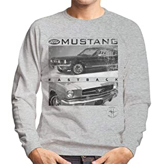 Ford Mustang Fastback Logo Sweatshirt voor heren