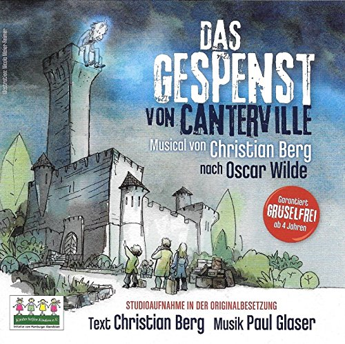 Das Gespenst von Canterville - Original Hamburg Cast 2016