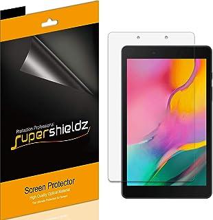 (3 عبوات) Supershieldz لـ Samsung Galaxy Tab A 8. 0 (2019) واقي شاشة SM-T290 فقط) درع شفاف عالي الدقة (PET)