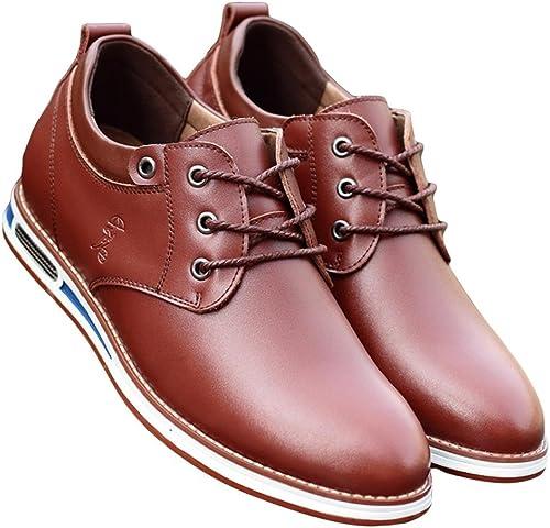 NSHX Hommes's chaussures chaussures Chaussures en Cuir Britannique Loisirs de Mode  plus abordable