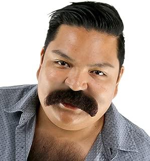 Dark Brown Walrus Mustache