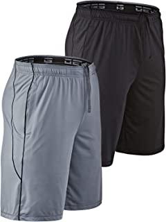 شلوار ورزشی و تمیز و شلوار 10 اینچ DEVOPS برای مردان و جیب های بدنتان