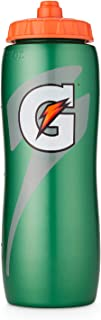 gatorade clear water bottle