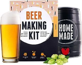 Kit para elaborar Cerveza Artesana Lager en Casa - Producto