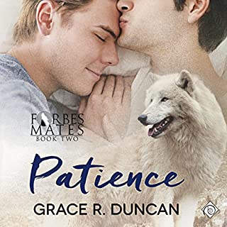 Patience audiobook cover art