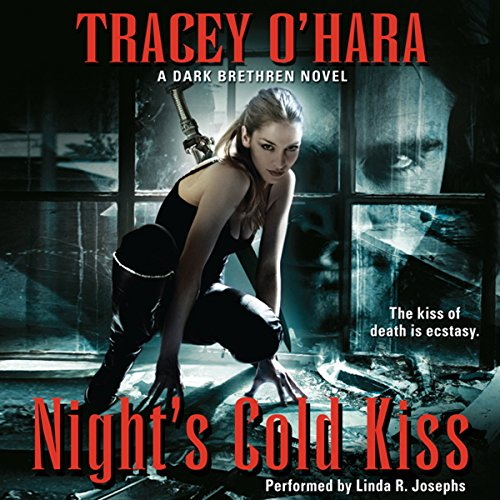 Night's Cold Kiss audiobook cover art