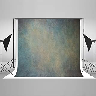 Kate 7ft(W) x5ft(T) Abstract Photo Backdrop Microfiber Cadetblue Portrait Photography Background