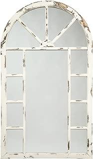 window shaped mirror