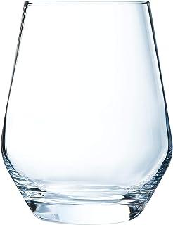 Chef&Sommelier G3368 Gobelet Lima en cristallin, 38 cl, Transparent 6 verres