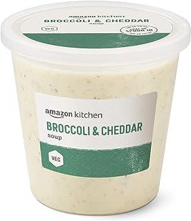 Amazon Kitchen, Broccoli & Cheddar Soup, 24 oz