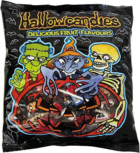 Hallowcandies - Auswahl an Süßigkeiten für Halloween - 450 Gramm