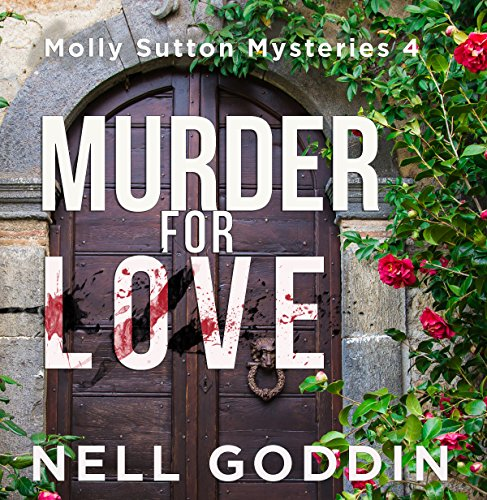 Murder for Love audiobook cover art