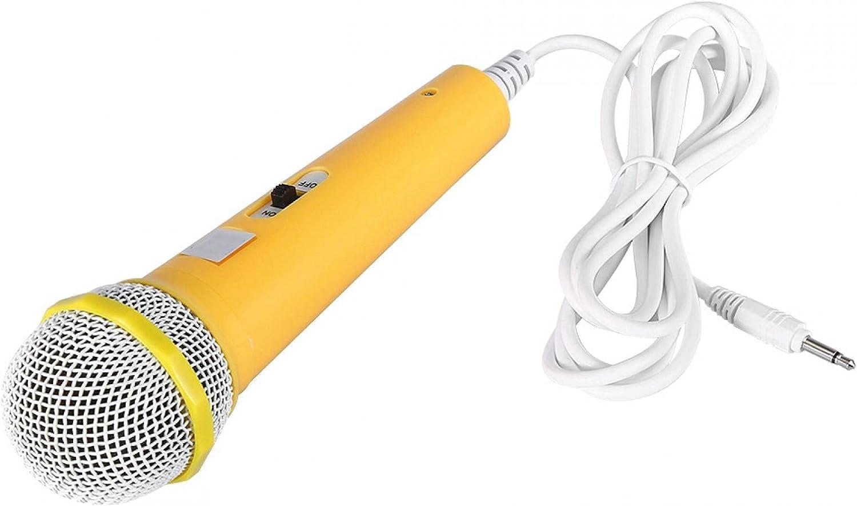 depot Socobeta Kid Microphone Music Ranking TOP12 for Yellow Children's Gift