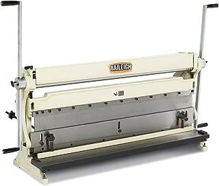 Baileigh SBR-4020 3-in-1 Combination Shear Brake Roll Machine, 40