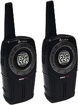 Cobra PR562BLT Walkie Talkies Pro Series 28-Mile Bluetooth Two-Way Radios (Pair)