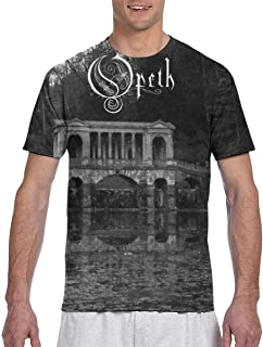 Man Opeth Morningrise Sports Summer T-Shirt