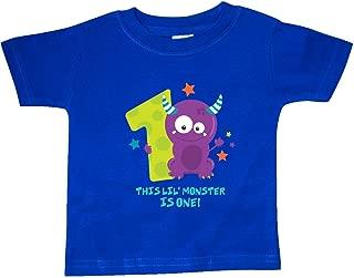 inktastic Monster 1st Birthday Baby T-Shirt