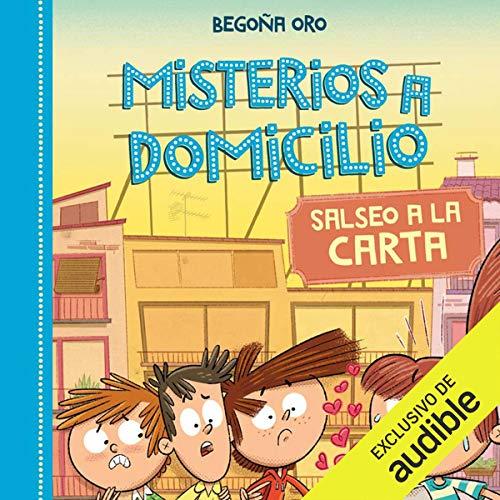 Diseño de la portada del título Salseo a La Carta