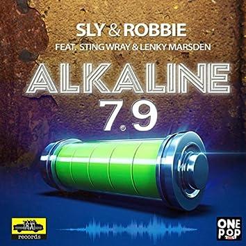 Alkaline 7.9 (feat. Sting Wray & Lenky Marsden) - Single