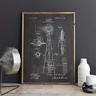 Best windmill painting ideas Reviews
