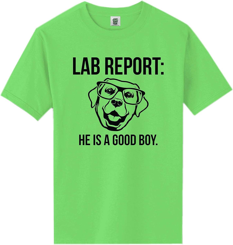 Lab Report Neon Green Short Sleeve T-Shirt - XX-Large